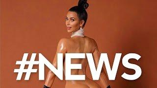 Did Kim Kardashian #BREAKTHEINTERNET? Obama Fixes It! - #NEWS