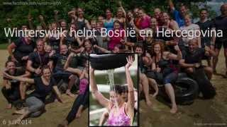 Winterswijk helpt Bosnië en Hercegovina Bootcamp Strandbad Winterswijk