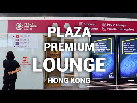 Plaza Premium Lounge in Hong Kong | Priority Pass