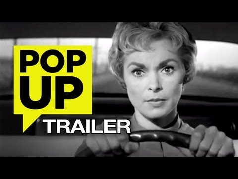 Psycho (1960) POP-UP TRAILER - HD Alfred Hitchcock Movie