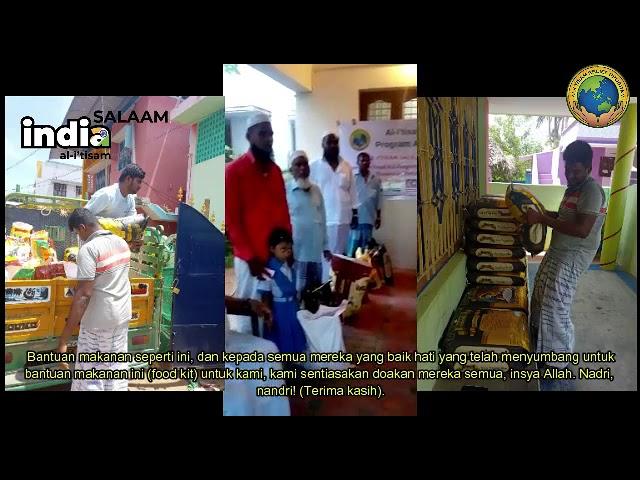 SALAAM INDIA : Terima Kasih Penyumbang Iftar Salaam India 2019/1440H
