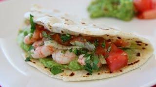 Homemade Tacos - Mexican Recipe - Cookingwithalia - Episode 312