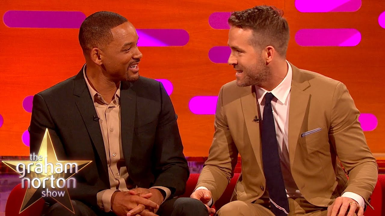 Ryan Reynolds And Catherine Zeta Jones Have Some Weird Dating Advice The Graham Norton Show