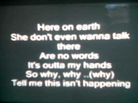 """All In My Head"" Lyrics Nick Lachey"