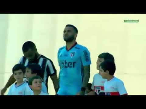 DANI ALVES MARCA NA ESTRÉIA - São Paulo 1 x 0 Ceará - Melhores Momentos ( Brasileirão ) 18/08/19