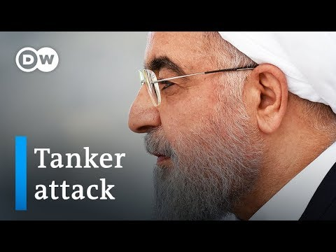 Tanker attack: Are the US and Iran headed for 'accidental' war? | DW News
