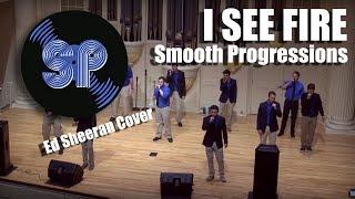 I See Fire (Ed Sheeran) - Smooth Progressions