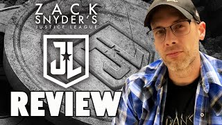 Zack Snyder's Justice League - Review! (No Spoilers)