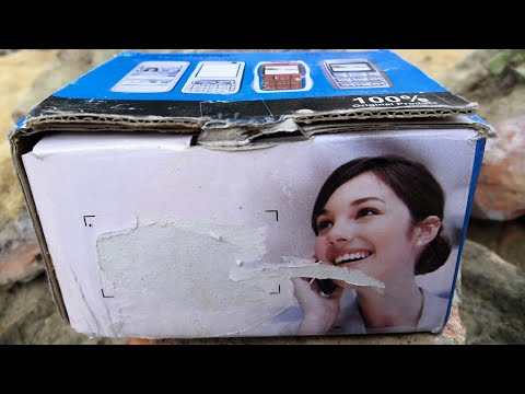 Refurbished Nokia 2220s With Bluetooth Earphone From Shopclues - Unboxing