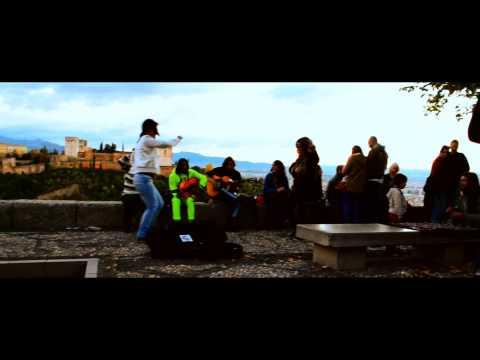 Música en directo en el Mirador de San Nicolás, Granada