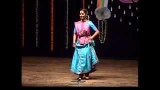 Nrityalankar Mrs Vrushali Shashank Dabke Taal Teentaal - rangvarsha 2009