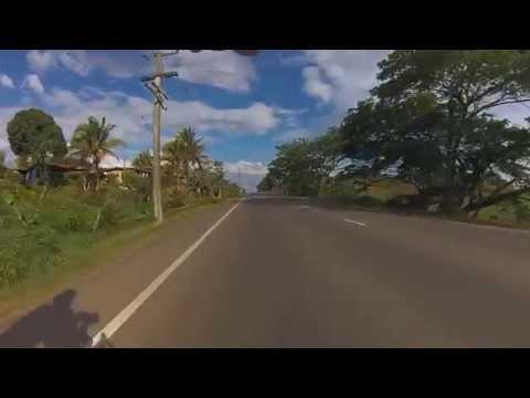 Tour of Fiji 2014 - Stage 2 ITT Korotogo - Sigatoka - Return (16km) October 10th 2014.
