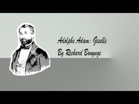Adolphe Adam - Giselle (Richard Bonynge)