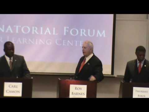 Young Democrats of Georgia Gubernatorial Debate Part Four