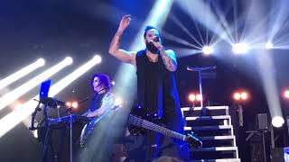 Skillet - Sick of It - Live Joy Unleashed Tour Texas