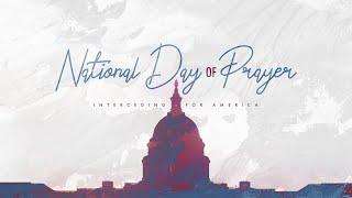 National Day of Prayer Service