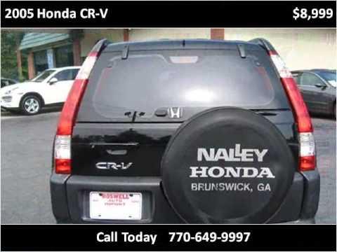2005 Honda CR V Used Cars Roswell GA