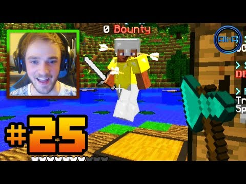 Minecraft HUNGER GAMES - w/ Ali-A #25! -