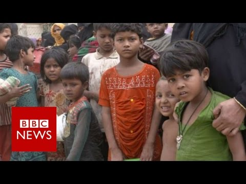 Myanmar Rohingya Muslim minority subject to horrific torture - UN - BBC News
