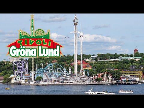 Gröna Lund Vlog September 2017
