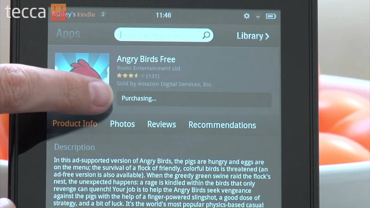 Kindle Vs Sony Reader: Just Show Me: How To Find Apps And Games On Your Kindle