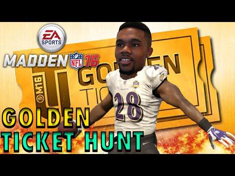 CHASE FOR GOLDEN TICKET CHRIS HARRIS JR.!!! - Madden 16 Ultimate Team