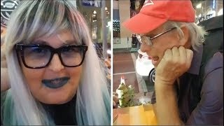 Old Man Says he Would SMASH Andy Milonakis w/ Chat