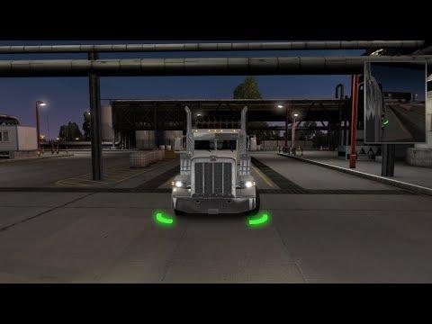American Truck Simulator EP #3| 1080p @ 60FPS 400% Scaling