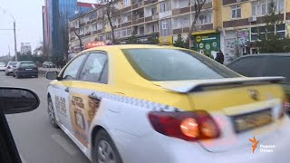 Манъи истифодаи таксиҳои кӯҳна дар Душанбе