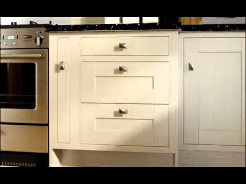 Painted Fitted Kitchens from Sheraton