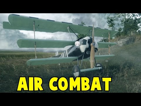 Battlefield 1 Aerial Combat is it good? Scout Plane Gameplay