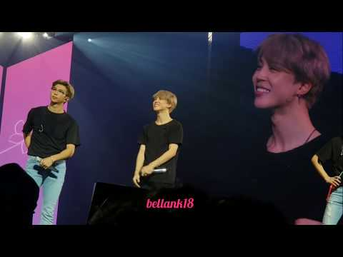 181003 (Ending Ment) BTS 'LOVE YOURSELF TOUR CHICAGO' Day 2