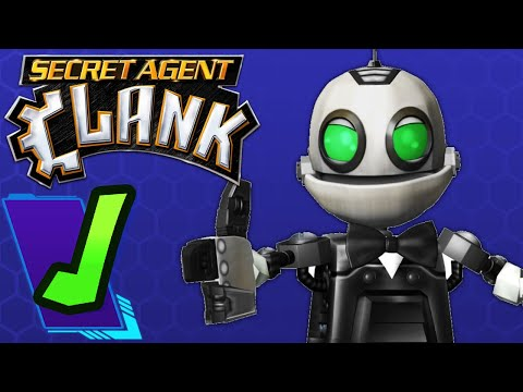Secret Agent Clank - One Of The Worst Games Ever Made