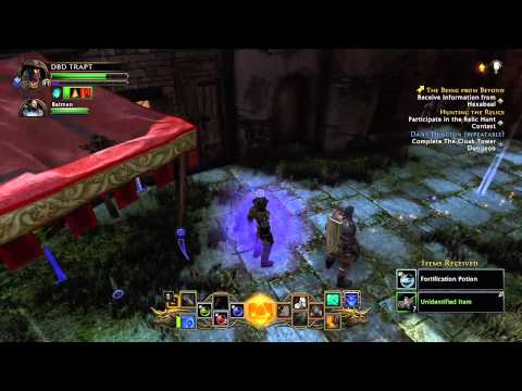Neverwinter the being from beyond