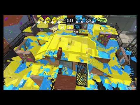 [Splatoon 2] [The Intertidal Zone] Squid Terrorists vs That Moment When
