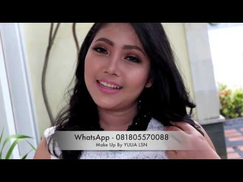 Natural Glowing Make Up By YULIA LSN in BALI