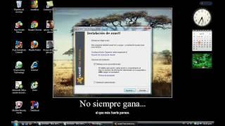 Tutorial para instalar el avast antivirus(con licencia para el 2012)
