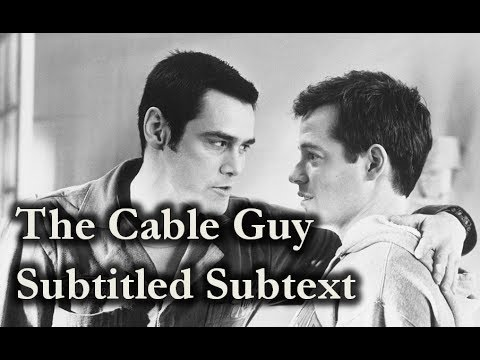 Download The Cable Guy (1996) – Subtitled Subtext