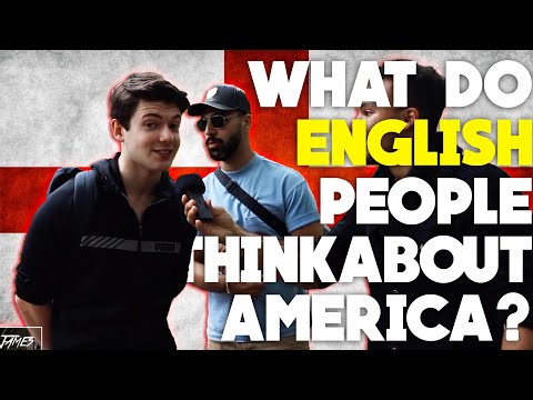 WHAT do ENGLISH people think about AMERICA? from YouTube · Duration:  12 minutes 22 seconds