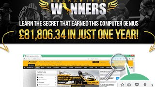 Guaranteed Winners For Dummies How To Winning Horse Racing That Betting Tips