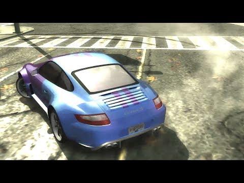 ЛЮБИМЫЙ ЙОГУРТОВЫЙ PORSCHE 911 С ЧЕРНИЧКОЙ! :D (ПРОХОЖДЕНИЕ NFS: MOST WANTED #20)