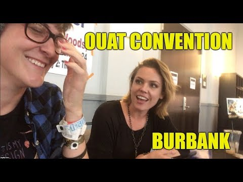 Once Upon A Time  Burbank Convention