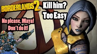 "Borderlands 2: Maya is ""EMPOWERED"" to kill Pete- Legendary Emperor kill."
