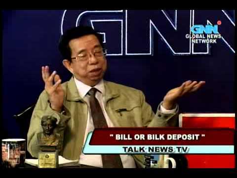 GNN HTL Talk News TV (Bill or Bilk Deposit Oct 20 2012 PT 1)
