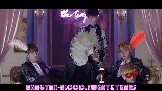 ♡ ♡BTS Blood sweat&tears-BTS porn parody  Trashin' Kpop ♡ ♡