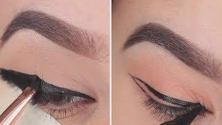 16 New Eyeliner Tutorials and Amazing Eye Makeup Ideas Compilation 2018
