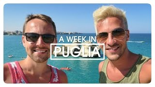 Puglia (Apulia, Italy) ● Our Magical Engagement Trip