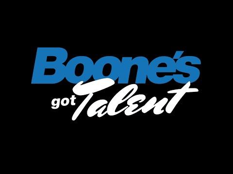 DB Boone's Got Talent 2014