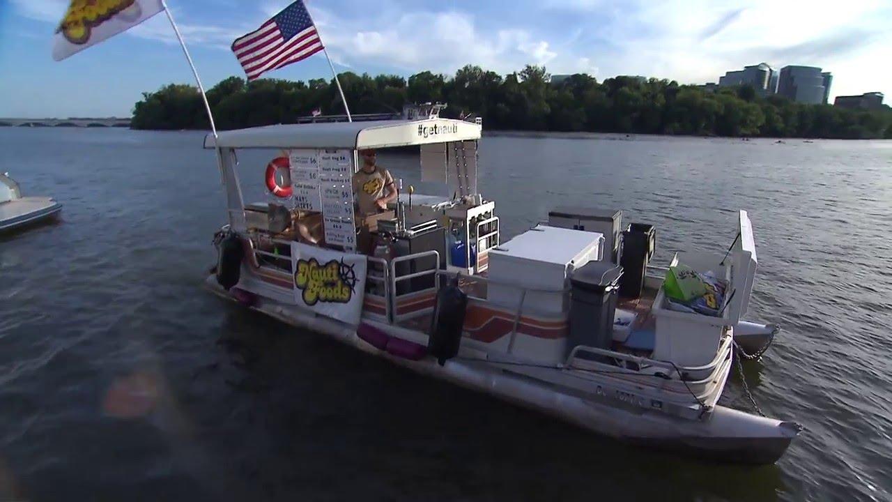 food to take on a pontoon boat