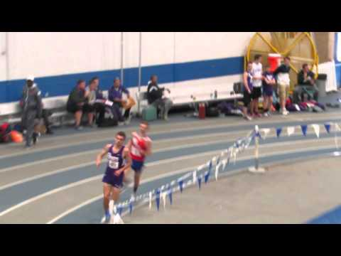 Cory Landon 1600m Eastern Illinois University Indoor 2016